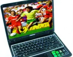 TV Laptop