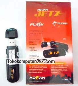 modem advan telkomsel flash
