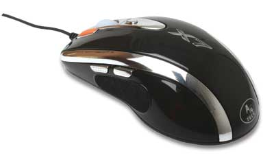 Mouse Optical Combo XL-750F A4-Tech Gaming