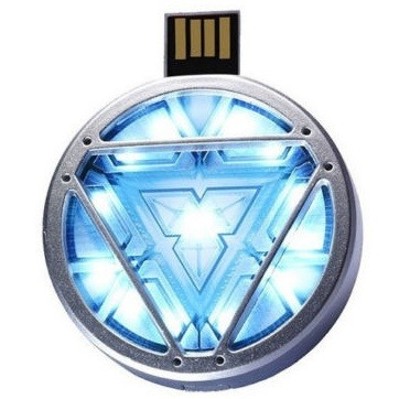 flashdisk iron man energy 8gb