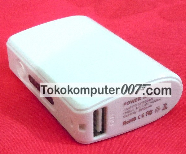 jual charger portable