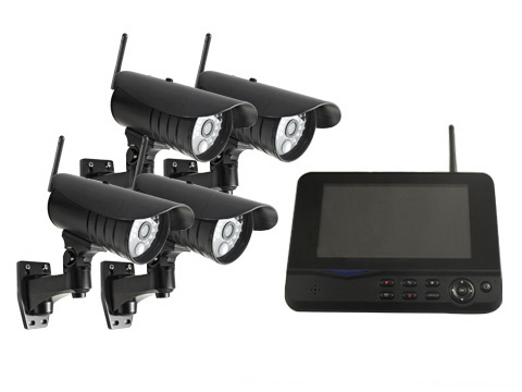 paket cctv wireless