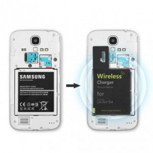 jual wireless charger receiver