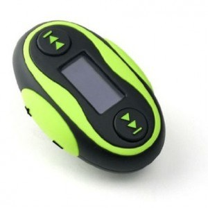 mp3 player waterproof