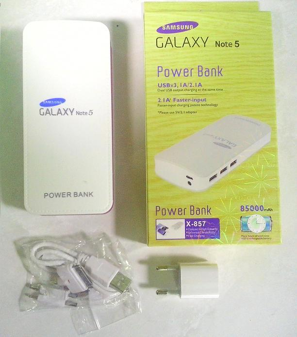 powerbank multifungsi