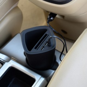 cup charger mobil