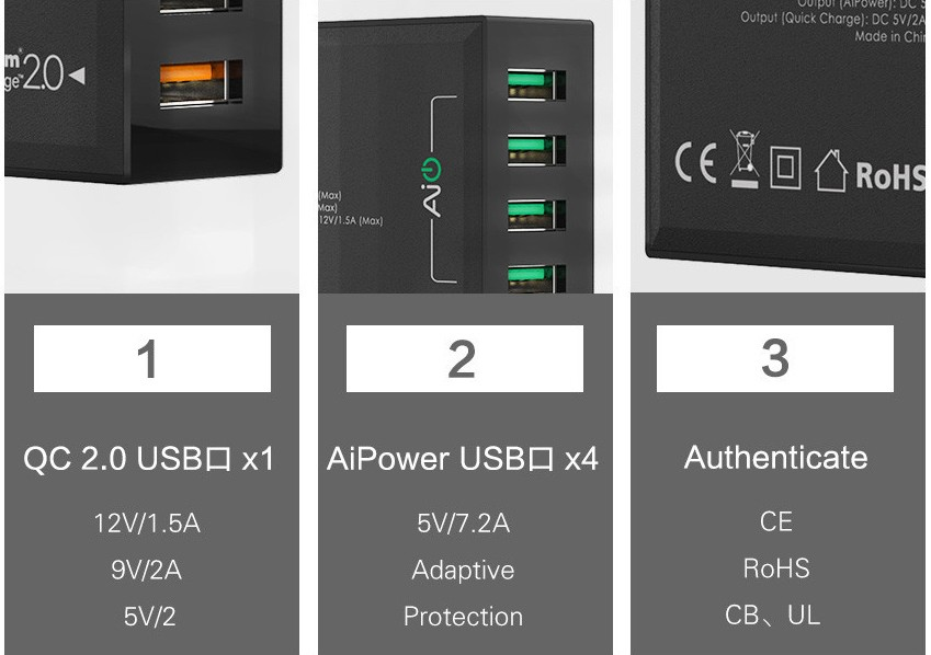 aukey-usb-desktop-wall-charger-5-port-eu-plug-54w-with-qualcomm-quick-charger-20-and-aipower-black-7