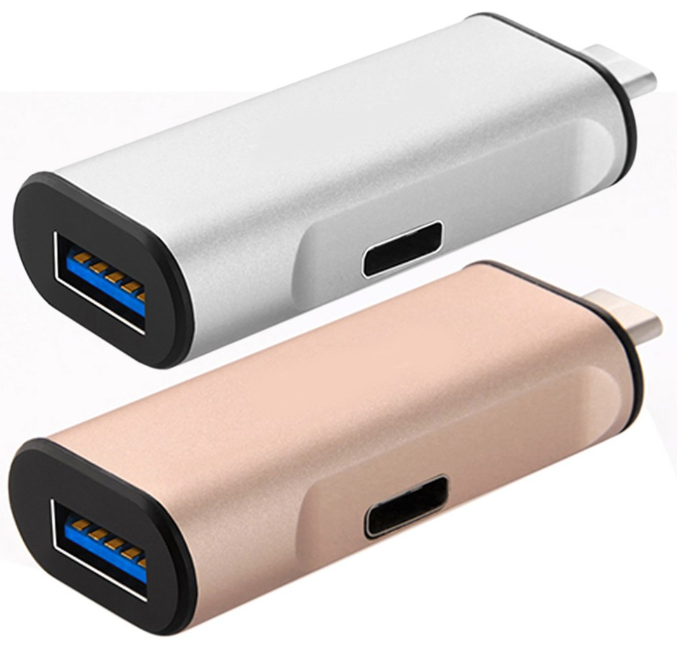 reversible-usb-type-c-to-usb-3.0-and-usb-type-c-charging-port-otg-adapter-silver-153