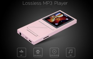ONN X5 MP3 HiFi Digital Audio Player 8GB 1