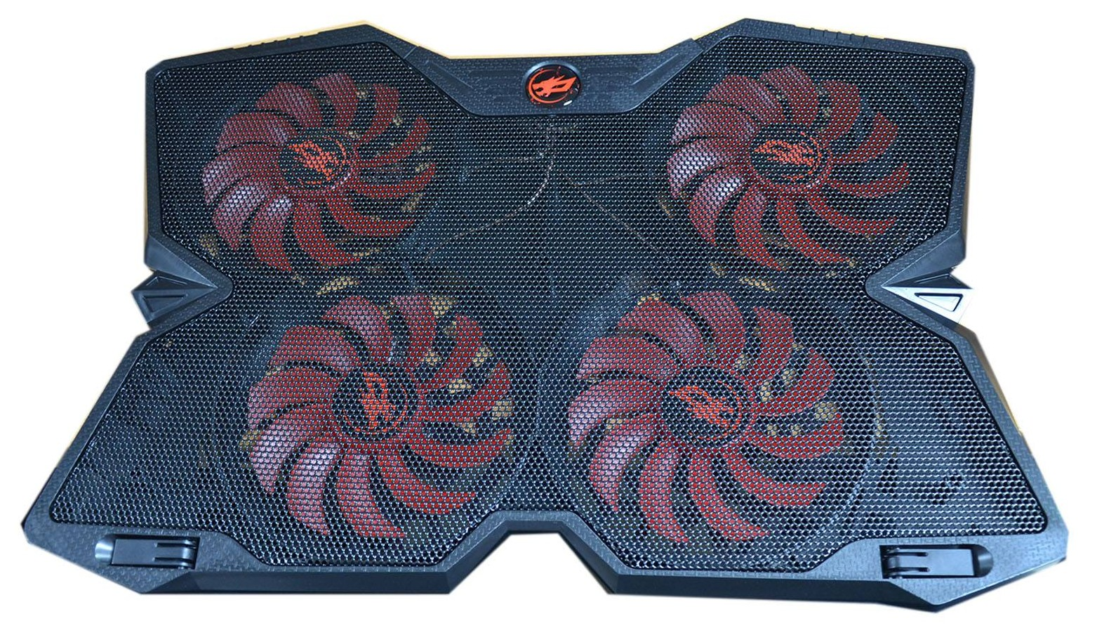 Cooling Pad Gaming Warwolf Crimson/coolingpad Gaming/cooler Gaming