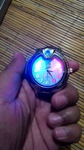 Watch Lighter || Korek Api || outdoor || Jam Tangan