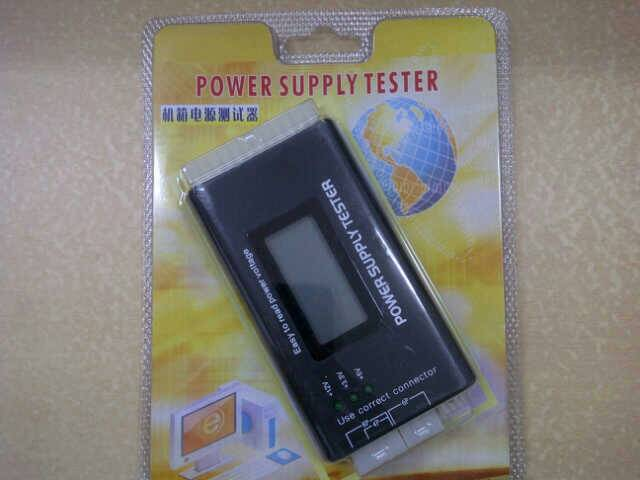 power supply tester digital