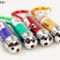 Gantungan Kunci Lampu Senter Laser UV LED 3 in 1 Keychain Mini Pointer