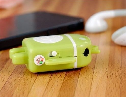 mp3 player unik