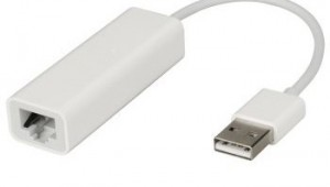 usb lan-adapter iphone