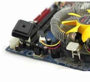 Cpu Fan Controller Pc Kontroler Speed Kecepatan Kipas Switch Saklar