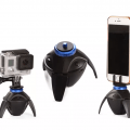 Panoramic Head PC-100 Timelapse Rotator For Smartphones And Actioncams