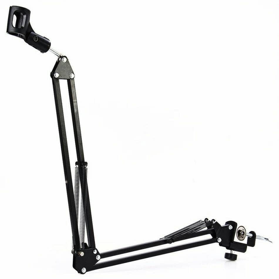 Stand Mikrofon / Microphone Suspension Boom Scissor Arm Stand