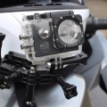 Chin Mount Helm Motovlogging / Mounting Dagu for Gopro Xiaomi Bpro