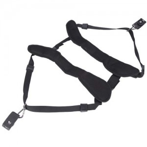 Tali Kamera - Caden Quick Rapid Neck Double Strap Belt for DSLR Camera
