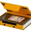 Orico 1-Bay 3.5 HDD Protection Case - PHP-35-YL- Yellow