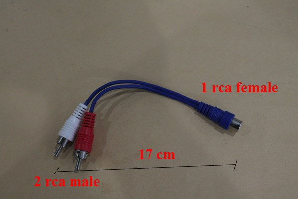 kabel rca to rca