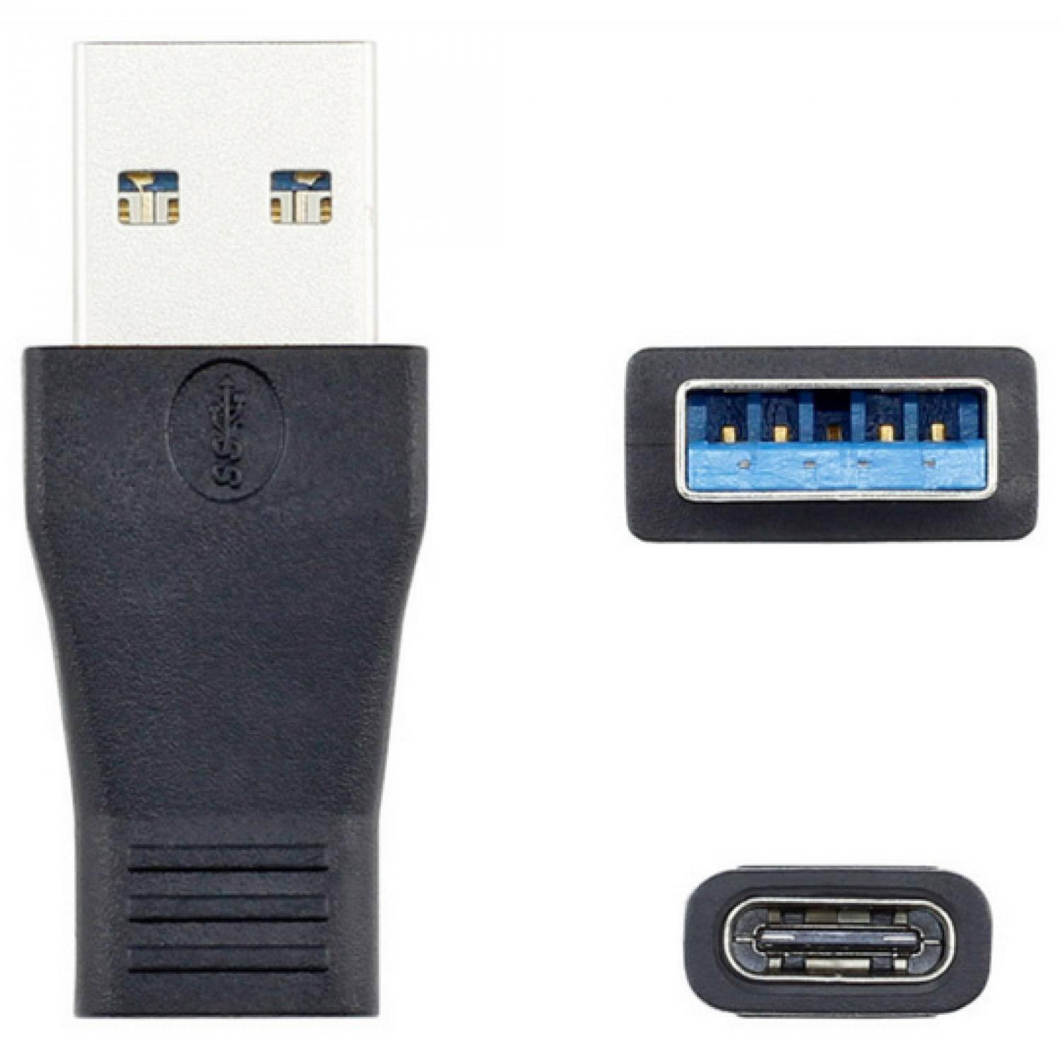 Adapter Konverter USB 3.0 ke USB 3.1 Type C