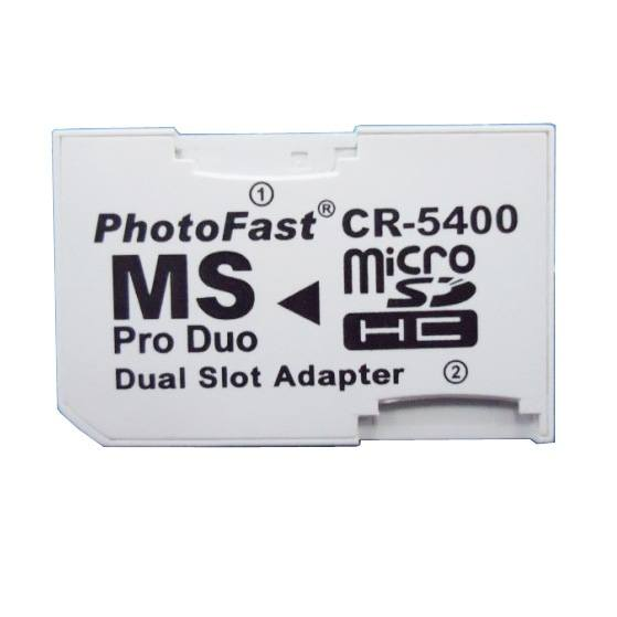 micro sd to ms pro duo