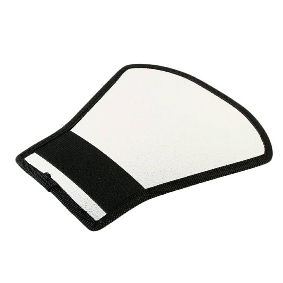 Universal Flash Diffuser Reflector for Speedlite