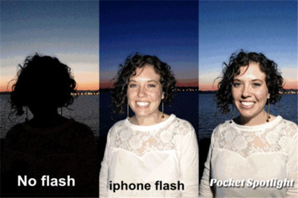 flash smartphone