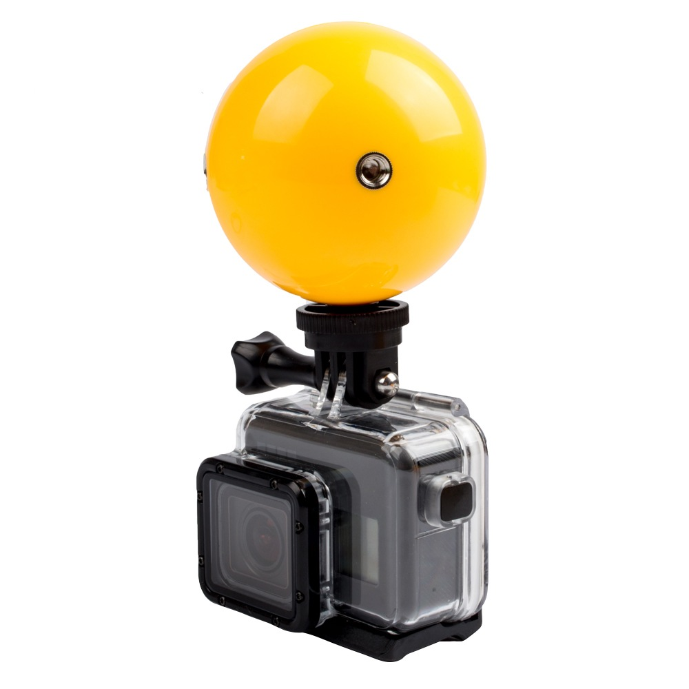 floating bobber action cam