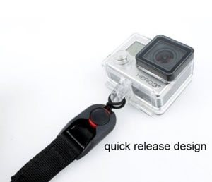 wrist trap action cam