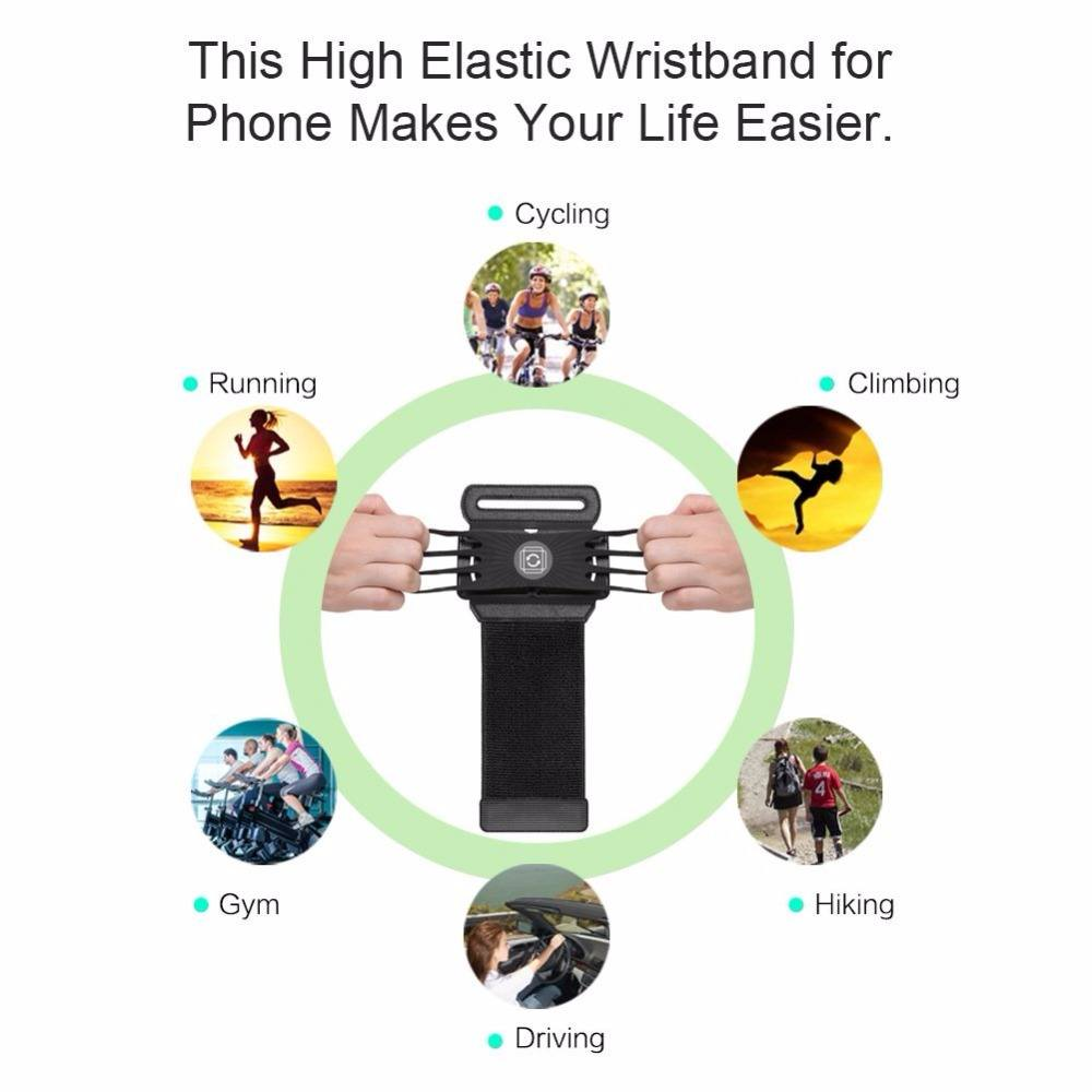 wristband-smartphone-holder-180-degree-rotatable-black-7