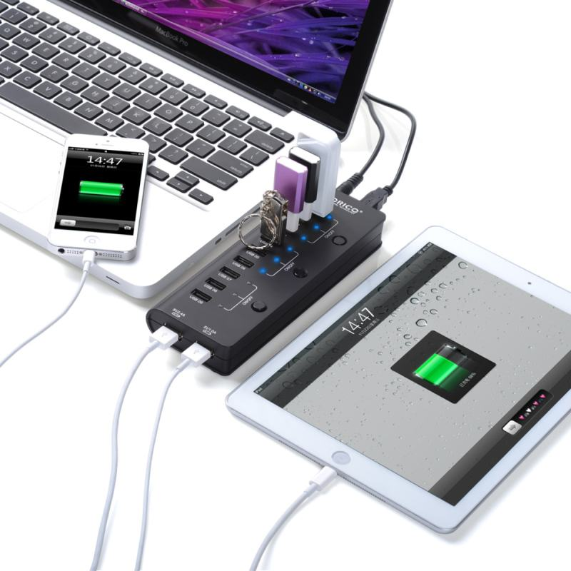usb hub multiport