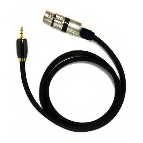 Kabel XLR Female To 35 Mm Stereo Konektor Audio Yang