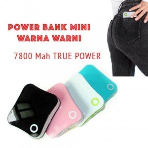 powerbank lampu senter