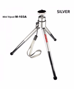 Tripod Mini Attanta M-103A + Holder for Camera, Hp