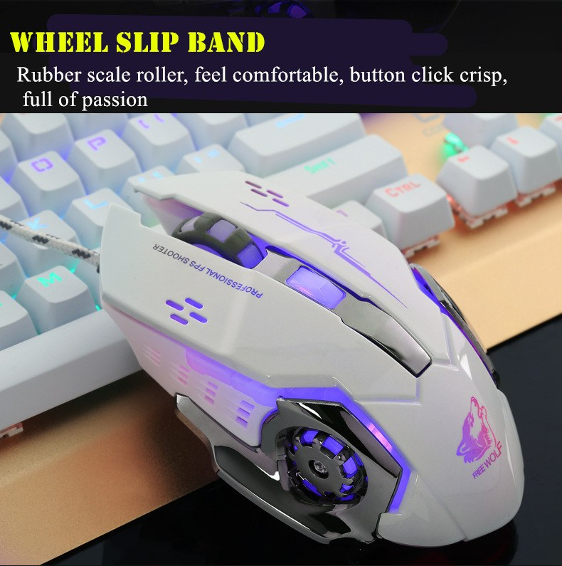 mouse gaming bagus